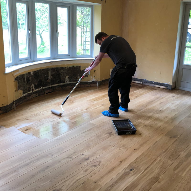 Freshwoods Timber Floor Refinishing Somerset