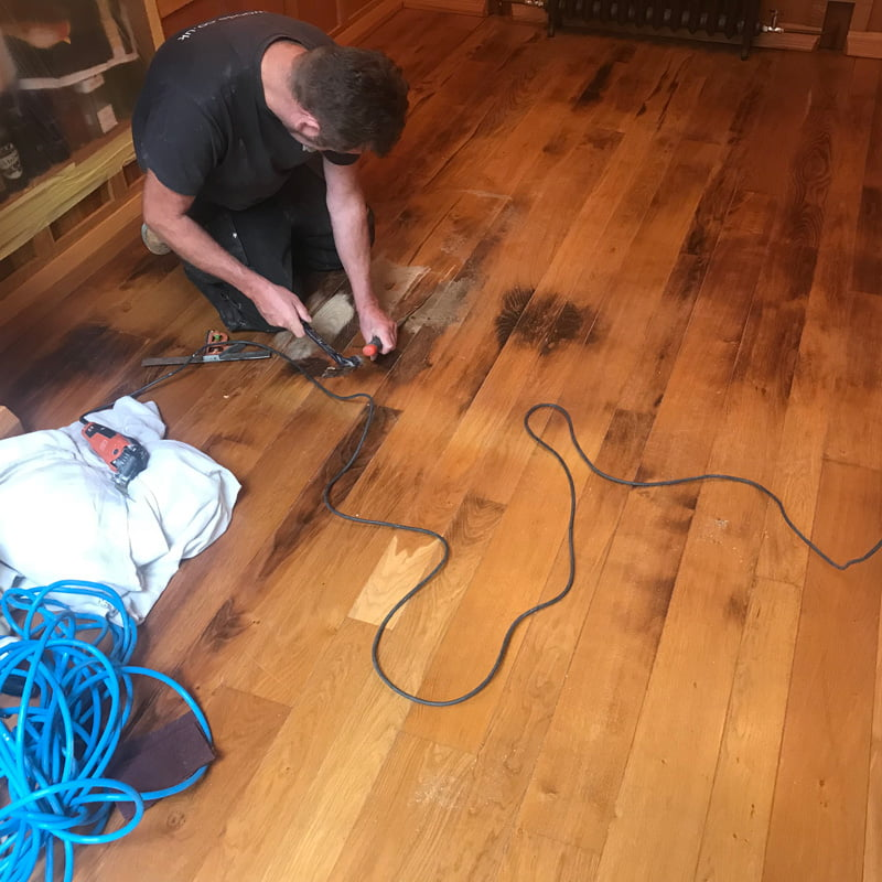 Freshwoods Wooden Flooring Repairs Somerset