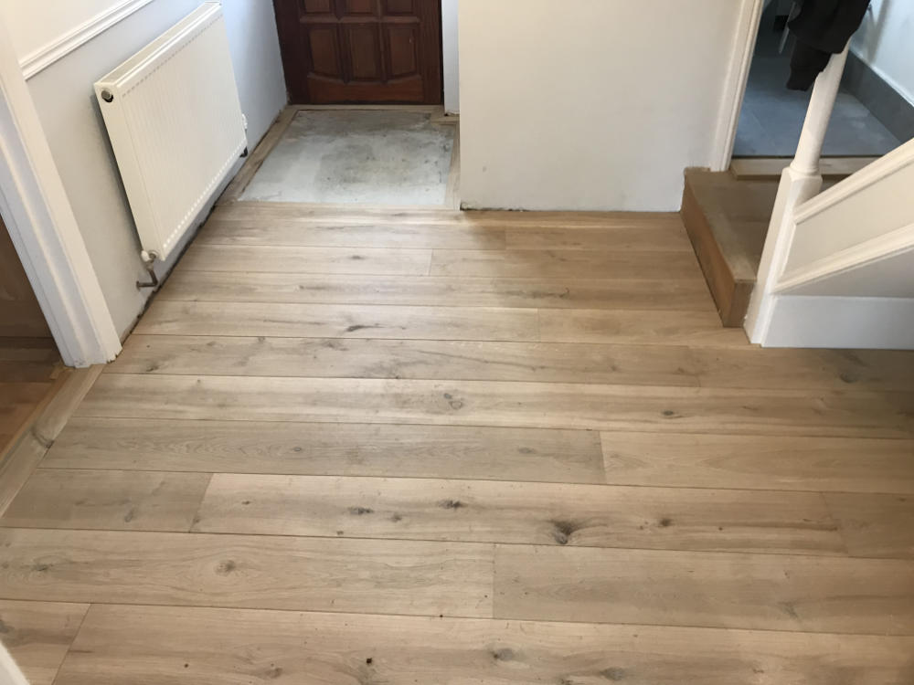 Freshwoods Floor Fitting in Taunton, Somerset