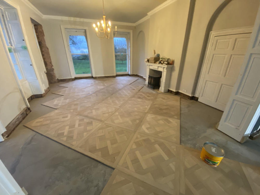 Freshwoods Floor Fitting in Minehead, Somerset