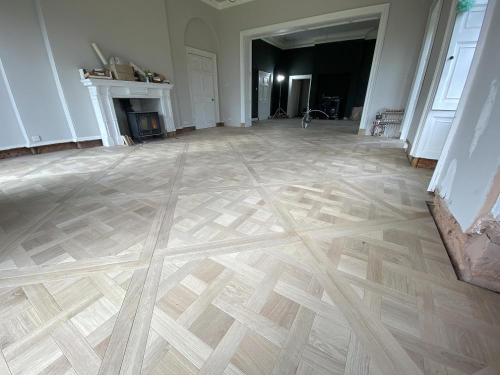 Freshwoods Floor Fitting in Minehead, Somerset