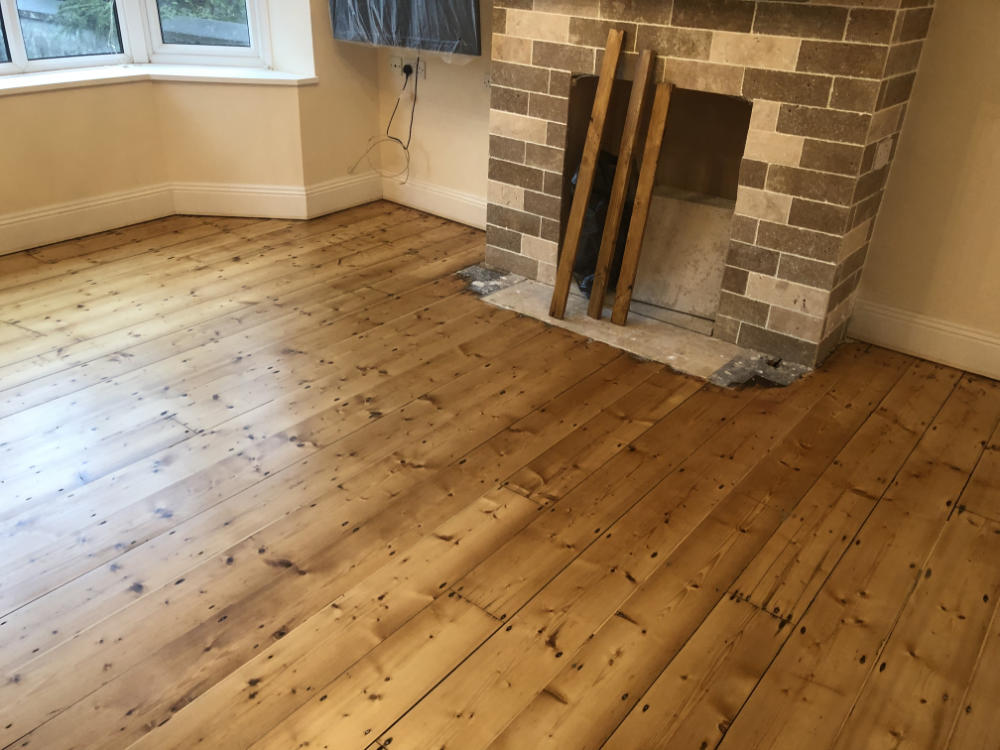 Freshwoods Floor Restoration in Weston-super-Mare, Somerset