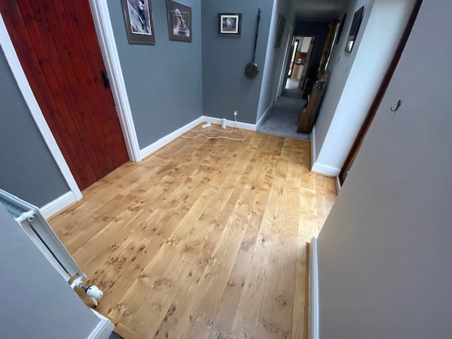 Freshwoods flooring restoration