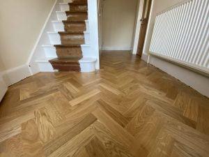 Freshwoods Hardwood Floor Fitting Downend Bristol