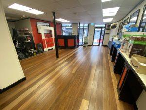 Freshwoods Hardwood Floor Restoration Bleadon Somerset