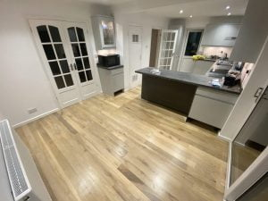Freshwoods Hardwood Floor Restoration Winscombe North Somerset